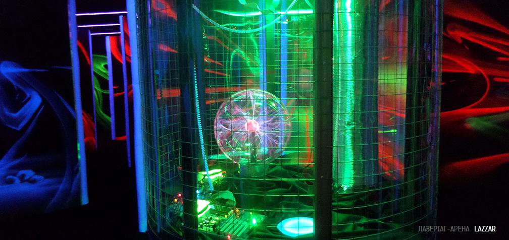 Аренный лазертаг. Что это такое и с чем его едят