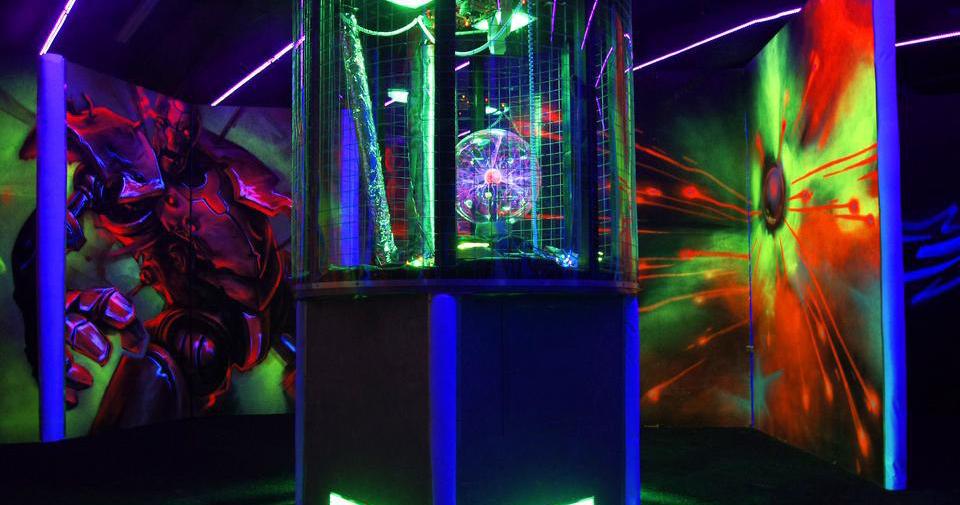 Лазертаг-лабиринт. Купить или построить – вот в чём вопрос