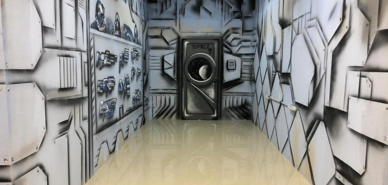 В Анапе откроется лазертаг-клуб на оборудовании CYBERTAG